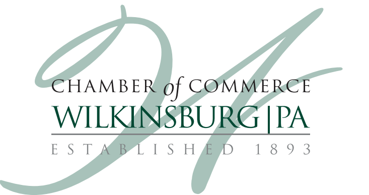 The Greater Wilkinsburg Chamber of Commerce logo